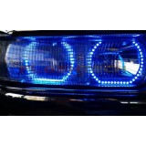 Chevrolet Tahoe V.3 Fusion Color Change halo headlight kit (2000-2006)