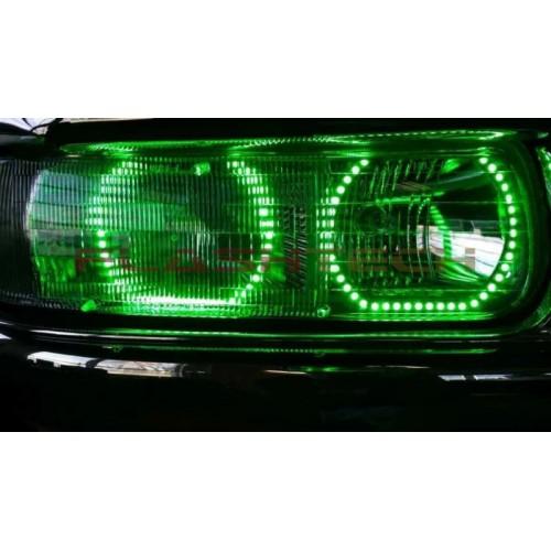 Chevrolet Suburban V 3 Fusion Color Change Halo Headlight