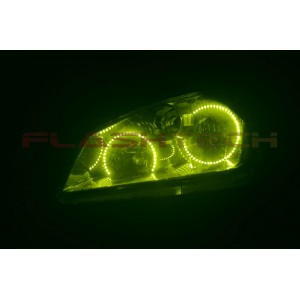 flashtech Flashtech V.3 Color Change Halo HEADLIGHT KIT for Nissan Altima (2002-2006) Altima Sedan NI-AL0206-V3H