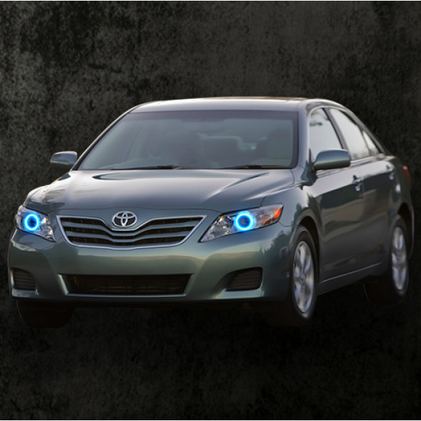 Toyota Camry Colors: Toyota Camry V.3 Fusion Color Change Halo Headlight Kit