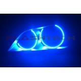 Lexus IS300 V.3 Fusion Color Change LED Halo Headlight Kit (2001-2005)