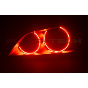 flashtech Lexus IS300 V.3 Fusion Color Change LED Halo Headlight Kit (2001-2005) Is300 LX-IS30105-V3H