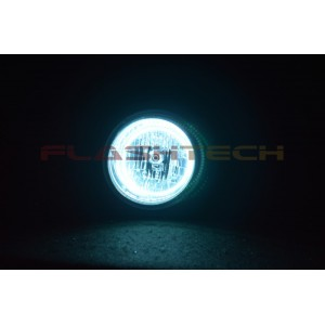 flashtech Jeep Liberty V.3 Fusion Color Change halo headlight kit (2002-2007) JEEP JE-LI0207-V3H