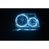 Ford Ranger White LED HEADLIGHT HALO KIT (2001-2011)