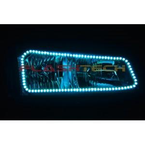 flashtech Chevy Silverado V.3 Color Change upper outline halo headlight kit (2003-2006) Silverado CY-SV0306SU-V3H
