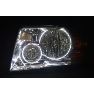 flashtech Ford Expedition V.3  Fusion Color Change LED Halo Headlight Kit (2003-2006) Fusion V.3 Headlight FO-EP0306-V3H