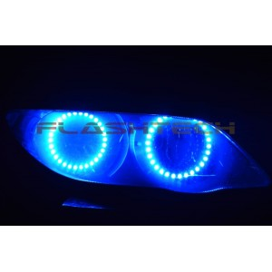 flashtech Yamaha R1 V.3 Fusion Color Change LED Halo Headlight Kit (2004-2006) Fusion V.3 Headlight YH-R10406-V3H