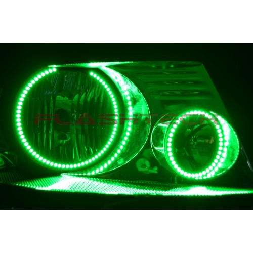 Lincoln Mark Lt V 3 Fusion Color Change Led Halo Headlight