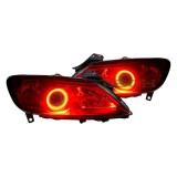Mazda Rx-8 V.3 Fusion Color Change LED Halo Headlight Kit  (2004-2008)