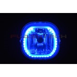 Ford F250 / F350 V.3 Fusion Color Change halo Fog light kit (2001-2004)