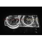 Chrysler 300 White LED HALO HEADLIGHT KIT (2005-2010)