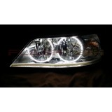 Lincoln Town Car White LED HALO HEADLIGHT  KIT (2005-2011)