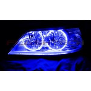 flashtech Lincoln Town Car V.3 Fusion Color Change LED Halo Headlight Kit (2005-2011) Town Car LI-TC0511-V3H