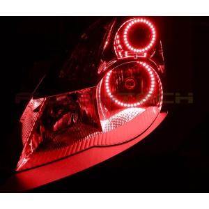 flashtech Flashtech V.3 Color Change Halo HEADLIGHT KIT for Nissan Altima Sedan 2007-2009 07-09 Altima NI-ALS0709-V3H