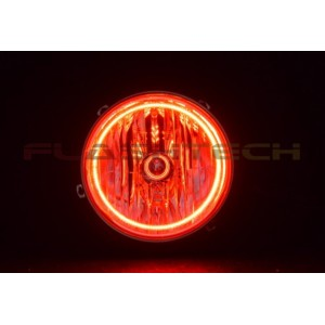 flashtech Hummer H2 V.4 Plasma Color Change LED Halo Headlight Kit (2003-2009) Hummer HU-H203-V4H