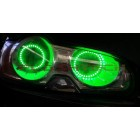 Jaguar XF V.3 Fusion Color Change LED Halo Headlight Kit (2009-2011)