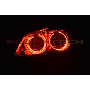 flashtech Chevrolet Traverse V.3 Fusion Color Change halo headlight kit (2009-2012) Traverse CY-TR0912-V3H
