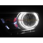Ford Mustang Non Projector White LED HALO HEADLIGHT KIT (2010-2014)
