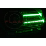 Ford Mustang Projector V.3 Fusion Color Change LED DRL Headlight Kit (2013-2014)