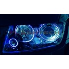 Jeep Grand Cherokee V.3 Fusion Color Change LED Halo Headlight Kit (2011-2013)