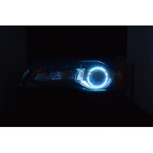 flashtech Chrysler 300 V.3 Fusion Color Change LED HALO HEADLIGHT KIT (2011-2016) 300 CH-3001116-V3H
