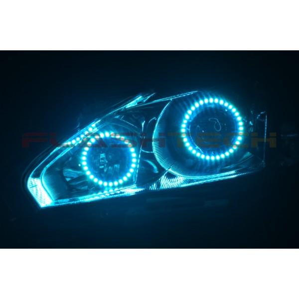 Flashtech V 3 Color Change Halo Headlight Kit For Nissan