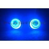 Toyota Camry V.3 Fusion Color Change LED Halo Fog Light Kit (2007-2014)