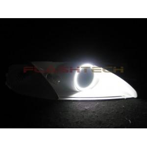 flashtech Lexus SC300 / SC400 White LED HEADLIGHT HALO KIT (1992-2000) SC300 / SC400 LX-SC39202-WH