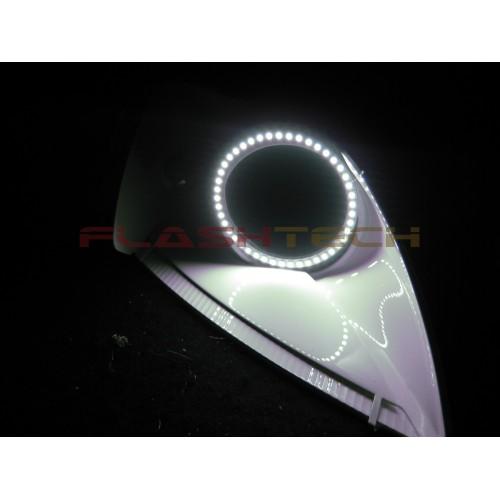 Hyundai Round Rock >> Lexus SC300 / SC400 White LED HEADLIGHT HALO KIT (1992-2000)