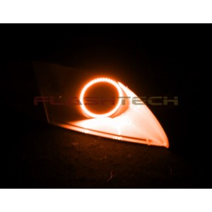 flashtech Lexus SC300 / SC400 V.3 Fusion Color Change LED Halo Headlight Kit (1992-2000) SC300 / SC400 LX-SC39202-V3H