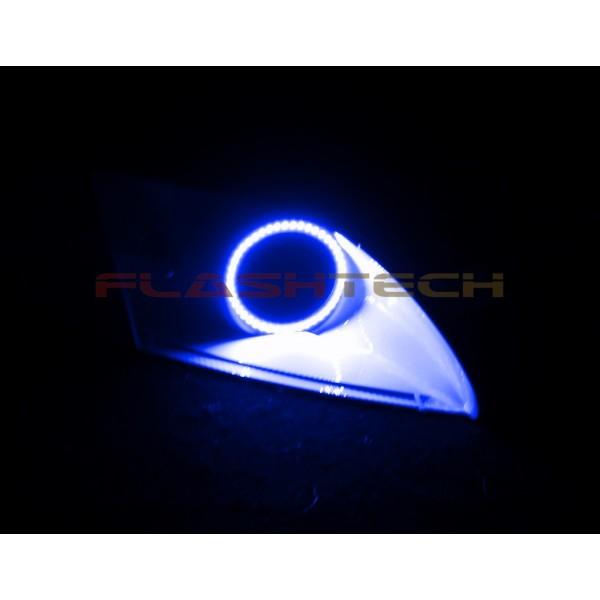 Lexus Sc300 Sc400 V 3 Fusion Color Change Led Halo Headlight Kit 1992 2000