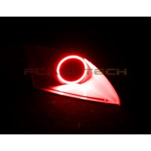 flashtech Lexus SC300 / SC400 V.3 Fusion Color Change LED Halo Headlight Kit (1992-2000) SC300 / SC400 LX-SC39202-V3H