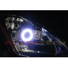 FLASHTECH White LED HEADLIGHT HALO KIT for Nissan 350z  (2003-2005)