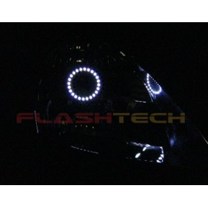 flashtech FLASHTECH White LED HEADLIGHT HALO KIT for Nissan 350z  (2003-2005) 350Z NI-35Z0305-WH