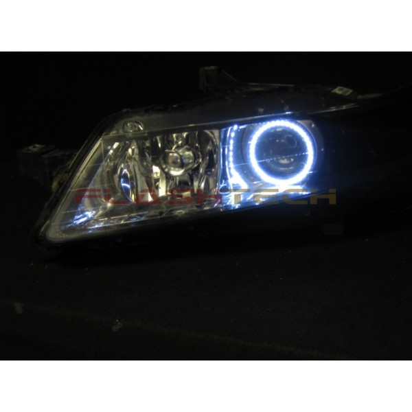 Acura TL V Fusion Color Change Halo Headlight Kit - 2004 acura tl headlights