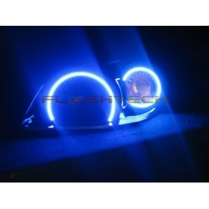 flashtech Pontiac G5 V.3 Fusion Color Change LED Halo Headlight Kit (2005-2010) G5 PO-G50510-V3H