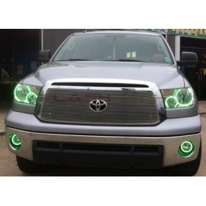 flashtech Toyota Tundra  V.3 Fusion Color Change halo Fog light kit (2007-2013) Tundra TO-TU0713-V3F