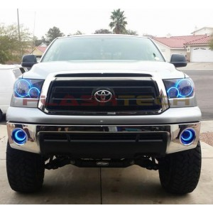 flashtech Toyota Tundra V.3 Fusion Color Change LED Halo Headlight Kit (2007-2013) Tundra TO-TU0713-V3H