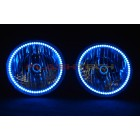 Hummer H3 V.3 Fusion Color Change LED Halo Headlight Kit (2005-2010)