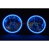 Jeep Wrangler  V.3 Fusion Color Change LED Halo Headlight Kit (2007-2015)