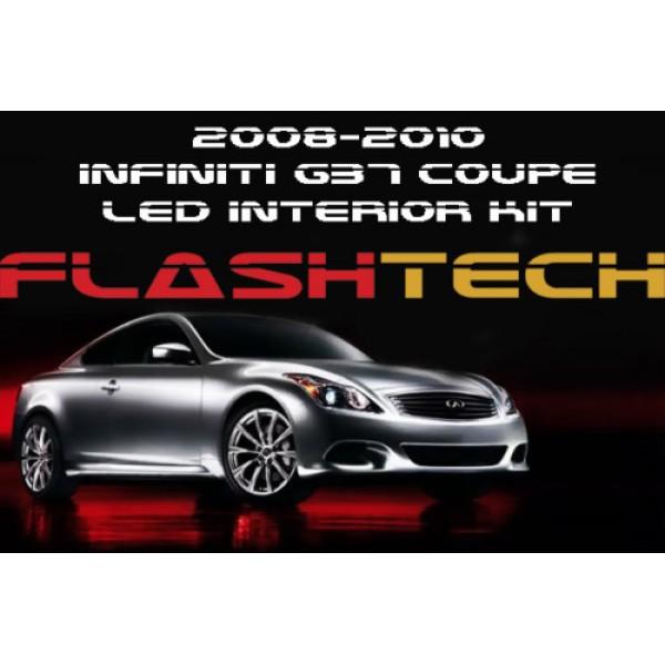 2010 Infiniti Ex Transmission: 2008-2010 G37 Coupe White LED Interior Kit