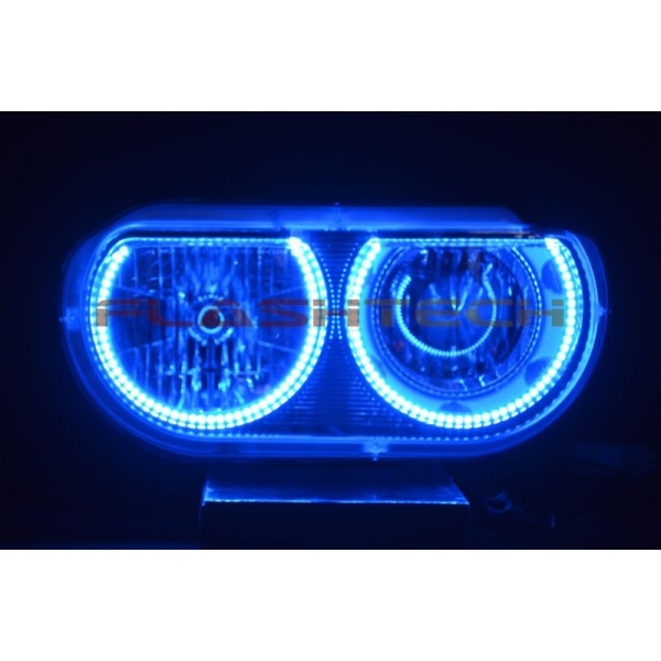 Dodge Challenger NonProjector V.3 Fusion Color Change LED ... on