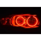 Mitsubishi Lancer V.3 Fusion Color Change LED Halo Headlight Kit (2008-2014)