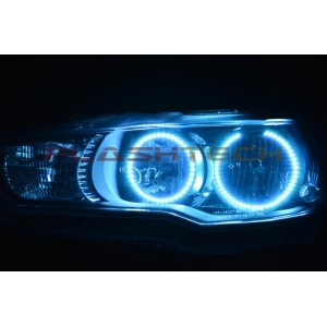 flashtech Mitsubishi Lancer V.3  Fusion ColorChange LED Halo Headlight Kit (2008-2016) Mitsubishi MI-LA0814-V3H