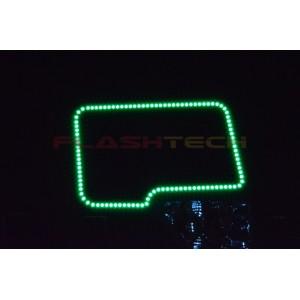 flashtech Ford F150 V.3 Fusion Color Change LED Halo Headlight Kit (2009-2014) 2009-2014 F150 FO-F10914-V3H