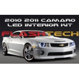2010 2011 Chevy camaro WHITE led interior Kit