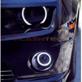 Chevy Camaro White LED HALO FOG LIGHT KIT (2010-2013)