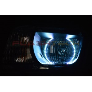 flashtech Chevrolet Camaro Non RS V.3 Fusion Color Change halo headlight kit (2010-2013) 10-13 Camaro CY-CANR1013-V3H