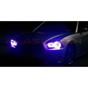 flashtech Dodge Charger V.4 Plasma Color Change Halo Kit (2011-2015) 2011-2014 Charger DO-CR1115-V4H