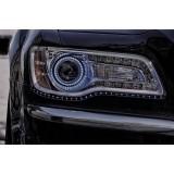 Chrysler 300 White LED HALO HEADLIGHT KIT (2011-2016)